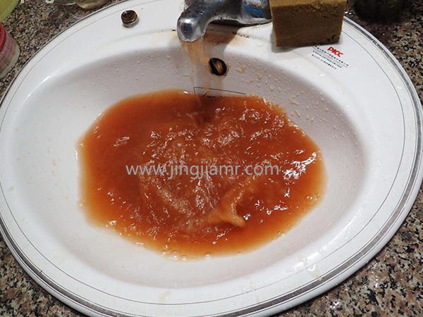 水管清洗设备清洗案例6